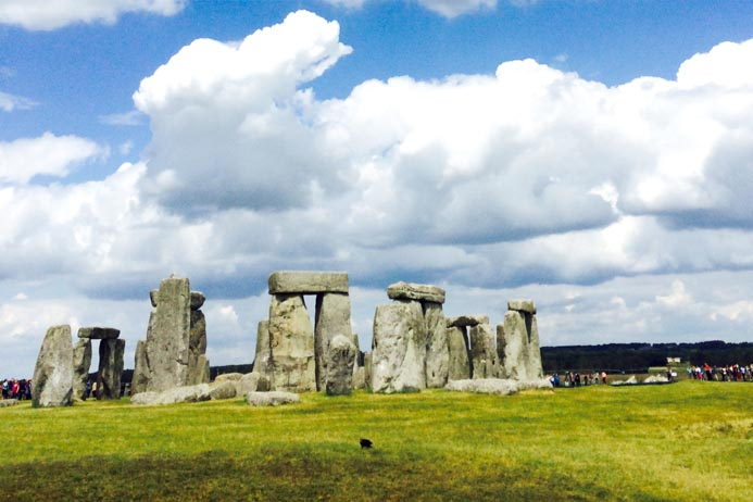 Druidernas Stonehenge är värt ett besök.